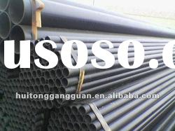 Offer Structure Carbon Seamless Steel Tubes/Pipes(ASTM A53 GR.B/A106 GR.B)