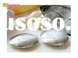 Oval & Round Shape Stainless Steel Soap
