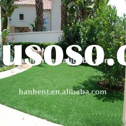 PE & PP material artificial grass for pets