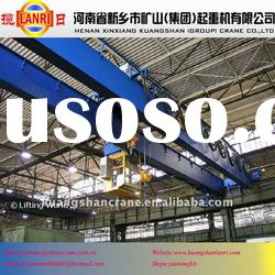 QD Model Heavy Duty Double Girder Overhead Crane