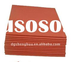 Silicone rubber pad for heat transfer machine ,high temperature resistant silicne rubber