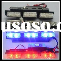 Super Bright 12V Car LED Strobe Light GL2G-D1