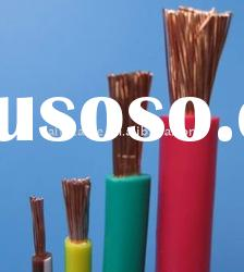 Top quality rubber/pvc insulated Welding cablep