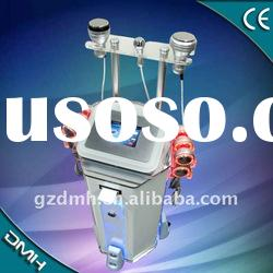 Vacuum ultrasonic cavitation beauty machine