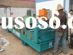 XH1075-1125 double deck color steel roll forming machine