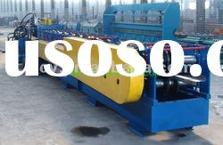 Z purline roll forming machine for steel plate workshop frame stand