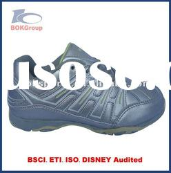 china silver casual footwear for children