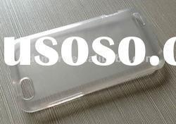 clear matte TPU gel rubber skin back cover case for LG T565 specifications