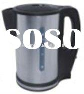 cordless stainless steel electric kettle