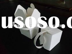 custom printing 26oz paper food container with paper handle / paper food packaging boxes