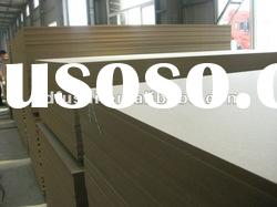 good price and high quality plain MDF board for furniture