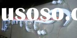high brightness outdoor stainless steel LED letter sign