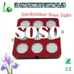 high lumens led grow lights any good high quality 180x3W led grow light for flowering veg