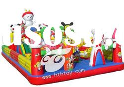hot selling Large inflatable bouncy castle for kids