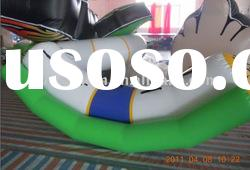 inflatable seesaw board (CE certificate,top quality,best price)