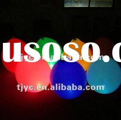 led party products decoration inflatable flashing LED Light Balloon