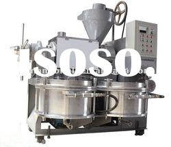 new arrival Automatic Temperature-controlled sesame Oil expeller