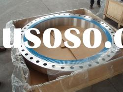 pipe fitting stainless steel big size flange