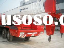 used tadano hydraulic mobile crane TG550E originally in Japan