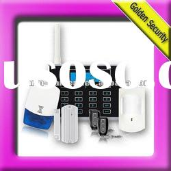 wireless digital home security alarm system