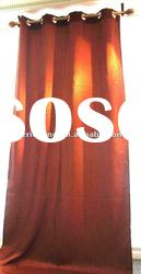 100% Polyester Jacquard European Style Curtains Manufacture