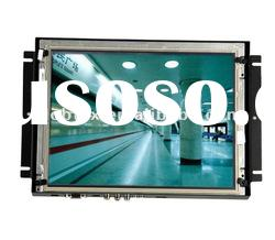 12.1 inch open frame lcd monitor touchscreen with USB touch interface