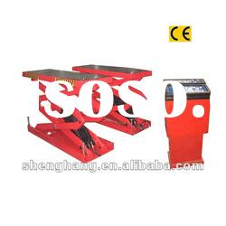 1800mm 2700kgs Scissor hydraulic car lift cheap car lifts lifting equipment QDSH-S2718A