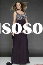 2012 Elegant &beautiful beaded Mother of the bride Long Dresses/Gown