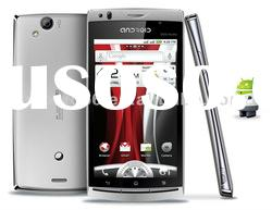 2012 Newest 4.1 inch capacitive touch screen phone,dual SIM card phone ,Android phone