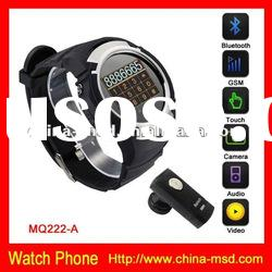 2012 Newest GPS tracker Quad Band Touch Screen GPS watch
