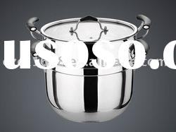 2012 cookware steamer pot sets