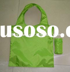 210D foldable bag, 210 handle bag, nylon shopping bag