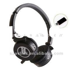 2.4G USB Wireless Headset for computer