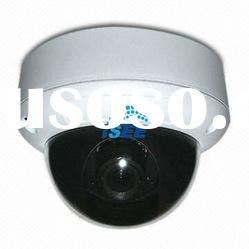 3-Axis Bracket Built-in CCTV Dome Camera, 700TVL Option