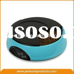 4 Meal Automatic Pet Feeder Auto Dog Feeder