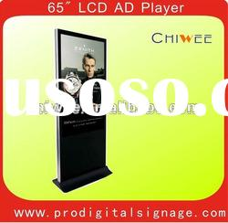 """55"""" LCD Advertising Displays for Digital Signage"""