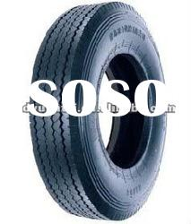 7.00-16 New Bias Used Truck Tires With ECE,GCC,DOT Certification