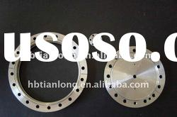 ASTM A105 Hot forged carbon steel flange