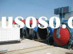 Aerated AUTOCLAVE AAC blocks plant with 30000m3-380000m3/year Pls call Wilson Ni 0086-13373948069
