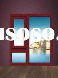 Aluminum alloy wooden window & door frame AN658