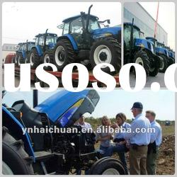 Big farm tractor 110HP-120HP-130HP 4WD with Deluxe Cab
