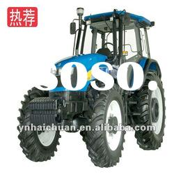 Big farm tractor 50-130HP 4WD with Deluxe Cab
