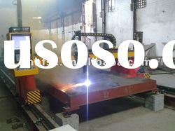 CNC gantry plasma cutting machine