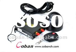 Car GPS tracking system with tracking software and remote control set door ACC alarm