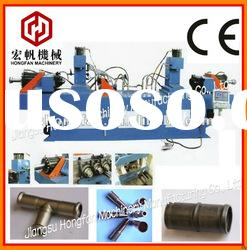 China manufacture double end Hydraulic tube expander machine