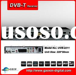 DVBT Digital receiver for Poland market (DVB-2211)