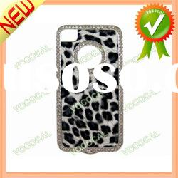 Diamond Leopard Case for iPhone 4 4S