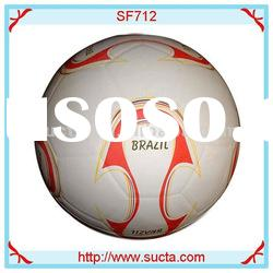 Durable and waterproof rubber soccer ball