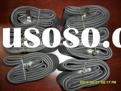 Durable natural rubber motorcycle inner tube 90/90-18