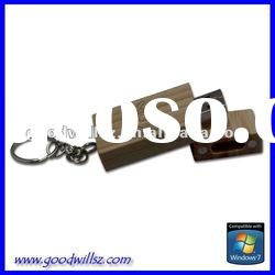 Ecological wooden usb flash drive 32gb with logo